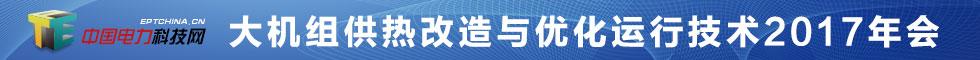 大机组供热改造与优化运行技术2017年会