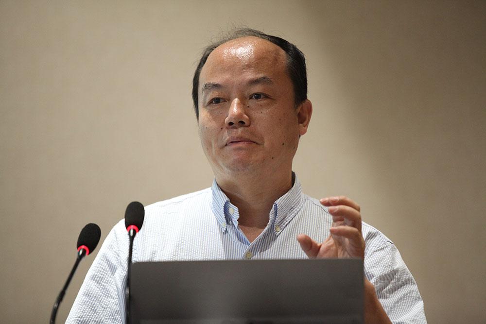 四川电力工业调整试验所王大军副总工