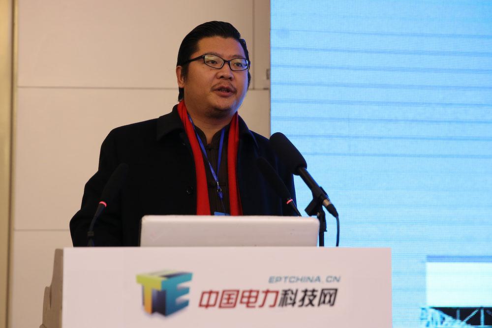《中国电力报》发电部主任冯义军