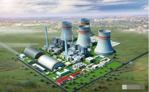 国家能源集团首个智慧化标杆电厂落户双维上海庙电厂