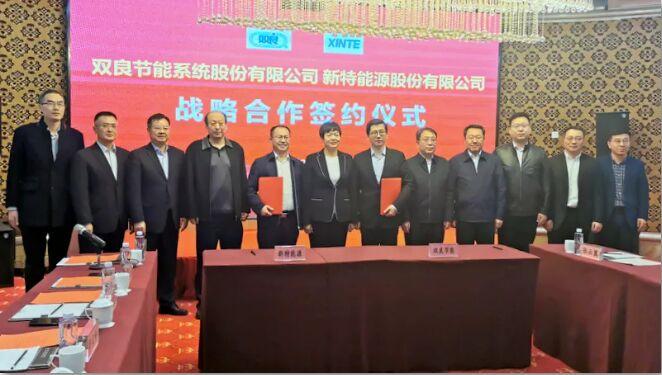 双良节能与新特能源强强联手 加速光伏产业新发展