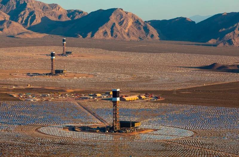 世界上运行最长时间的太阳能光热发电退役