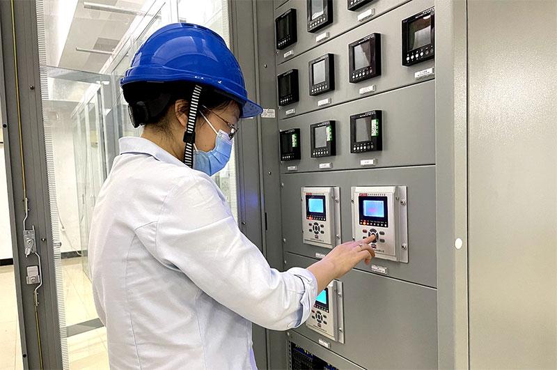 国能连江港电开展1号机组测量屏智能变送器通道校验工作